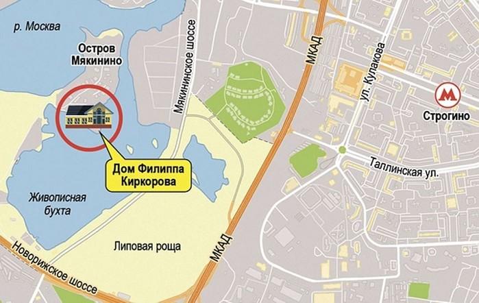 Кому Филипп Киркоров показал свое шикарное поместье?