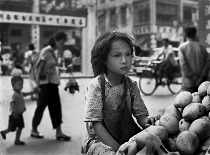 Таинственные чёрно белые снимки старого Гонконга