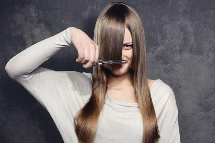 Почему нельзя стричь волосы самой себе: приметы