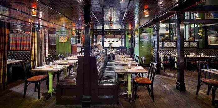 Какие самые престижные рестораны Нью Йорка?