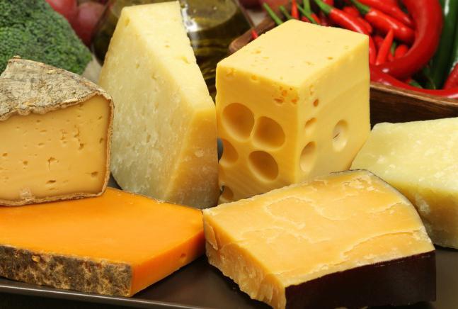 твердый сыр и ГМО