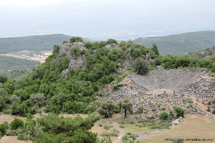 Pinara, Turkey, Shraddhatravel (26) (700x466, 355Kb)