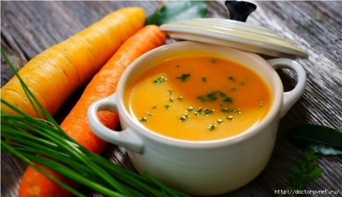 Сытное похудение! 3-дневная суп-чистка