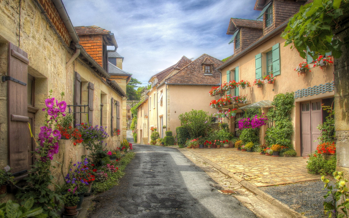 France-Aquitaine-street-houses-town-flowers_1920x1200 (700x437, 449Kb)