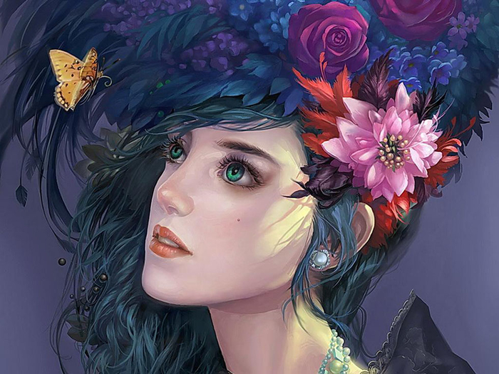 5-flower-girl-fantasy-art (700x525, 380Kb)