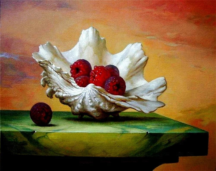 Shell-Fruit-DIY-Oil-Painting-By-Number (700x554, 383Kb)