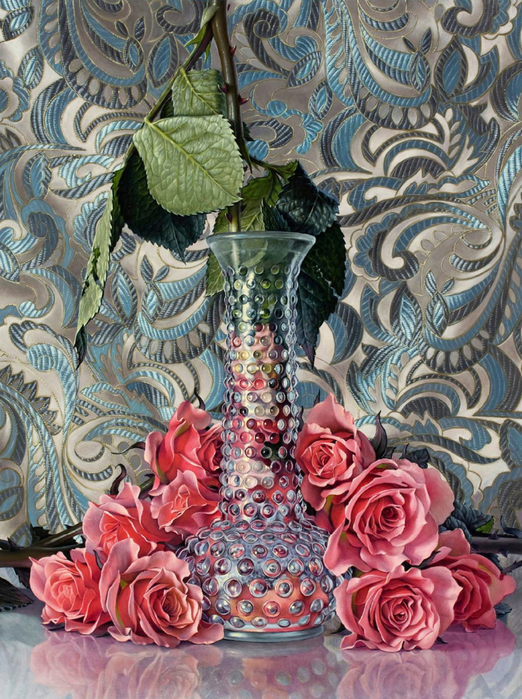 Hobnail and Roses (3) (522x700, 562Kb)