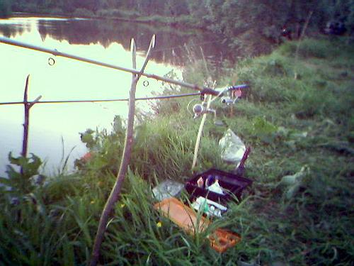 рыбалка на р зай