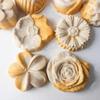 [+] Увеличить - Натуральное соляное мыло с белой глиной и маслом облепихи