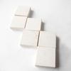 """[+] Увеличить - Соляное мыло """"Белый квадрат"""""""