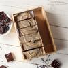 [+] Увеличить - Мыло ручной работы шоколадно-лавандовое