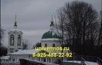 [+] Увеличить - Церковь Живоначальной Троицы на Воробьевых Горах