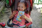 Посмотреть все фотографии серии Моя внучка Василиса