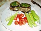 [+] Увеличить - Телятина с баклажанами и сыром филадельфия!