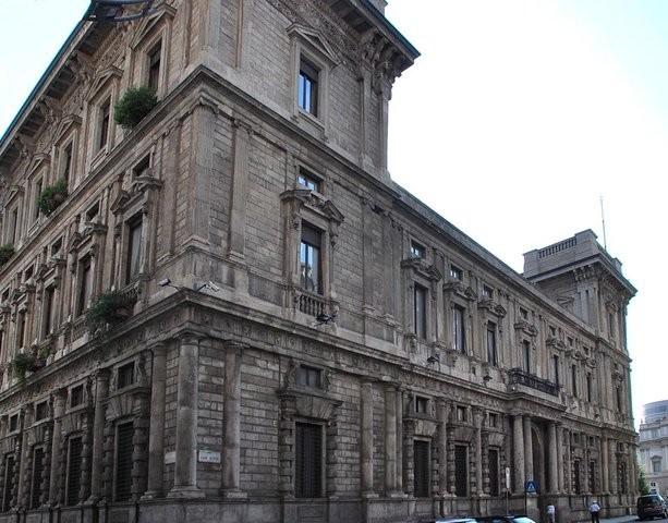 Дворец Палаццо Марино (Palazzo Marino) 47909