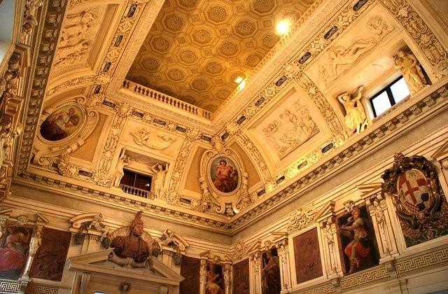 Дворец Палаццо Марино (Palazzo Marino) 30540
