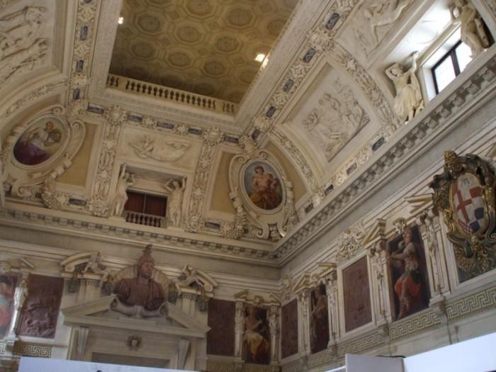 Дворец Палаццо Марино (Palazzo Marino) 45304