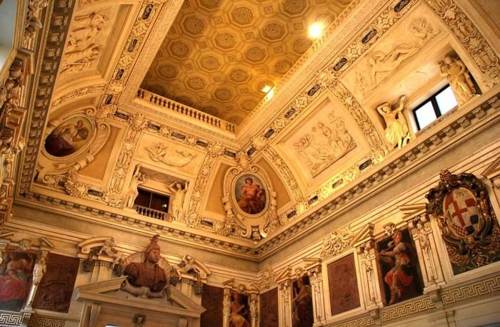Дворец Палаццо Марино (Palazzo Marino) 80162