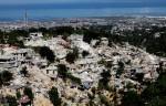 Вид на Канапе-Верт район Порт-о-Пренс.