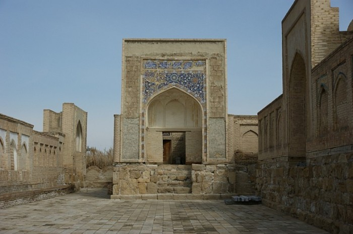 Некрополь Чор-Бакр (XVI-XVIII века) 94501