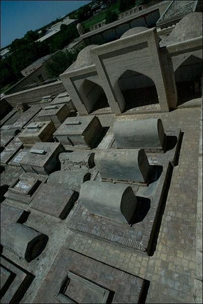 Некрополь Чор-Бакр (XVI-XVIII века) 71915