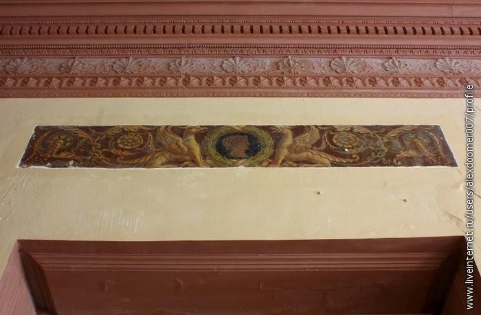 3.Путников встречали прекрасные картины, на которых были показаны древние времена...
