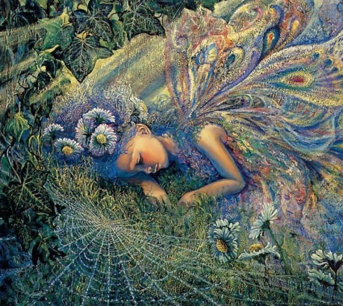 Волшебные сны Жозефины Уолл
