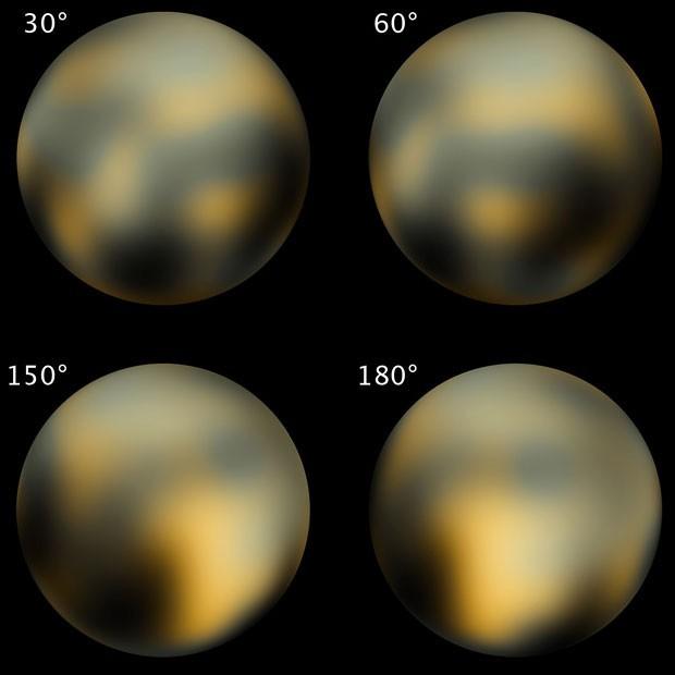 Недавние космические снимки НАСА и ESO.