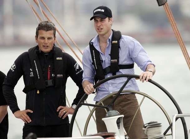 Визит принца Уильяма в Новую Зеландию