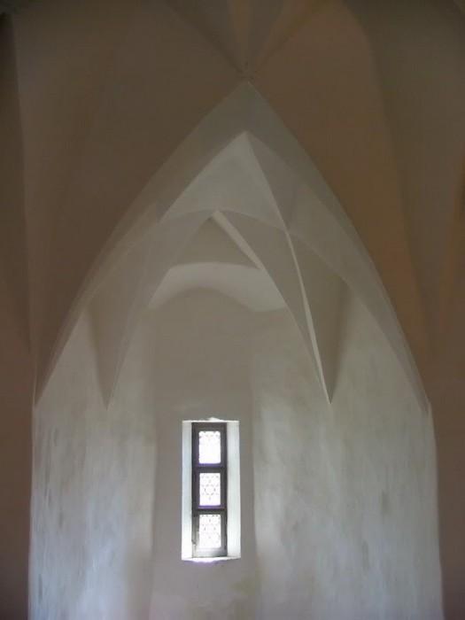 Burg Stolpen-вид внутри 12403