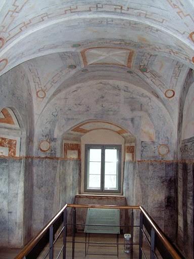 Burg Stolpen-вид внутри 55148