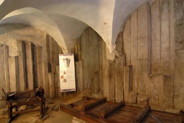 Burg Stolpen-вид внутри 20917