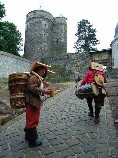 праздники и фестивали в замке Столпен 36252