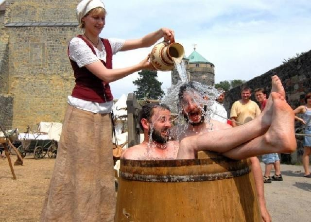 праздники и фестивали в замке Столпен 84317