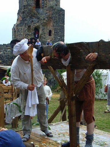 праздники и фестивали в замке Столпен 91031