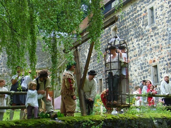 праздники и фестивали в замке Столпен 56853