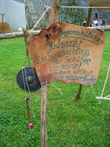 праздники и фестивали в замке Столпен 25783