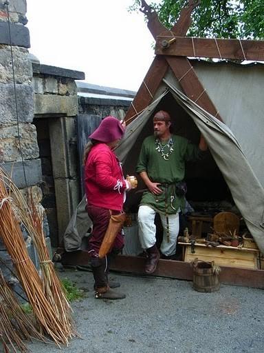 праздники и фестивали в замке Столпен 64379