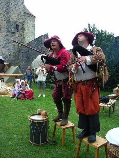 праздники и фестивали в замке Столпен 27564