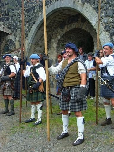 праздники и фестивали в замке Столпен 22974