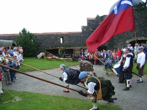 праздники и фестивали в замке Столпен 45133