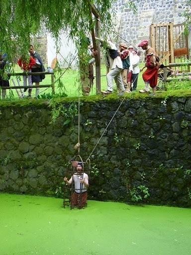 праздники и фестивали в замке Столпен 17776