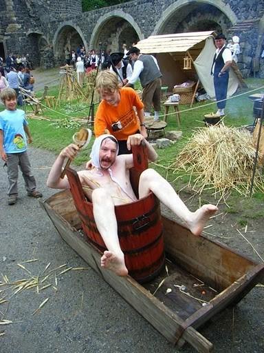 праздники и фестивали в замке Столпен 42214