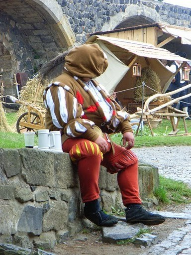праздники и фестивали в замке Столпен 24040