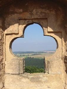 Руины Фрауенстайн, саксония - Burg Frauenstein 62203