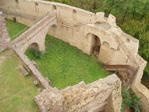 Руины Фрауенстайн, саксония - Burg Frauenstein 96914