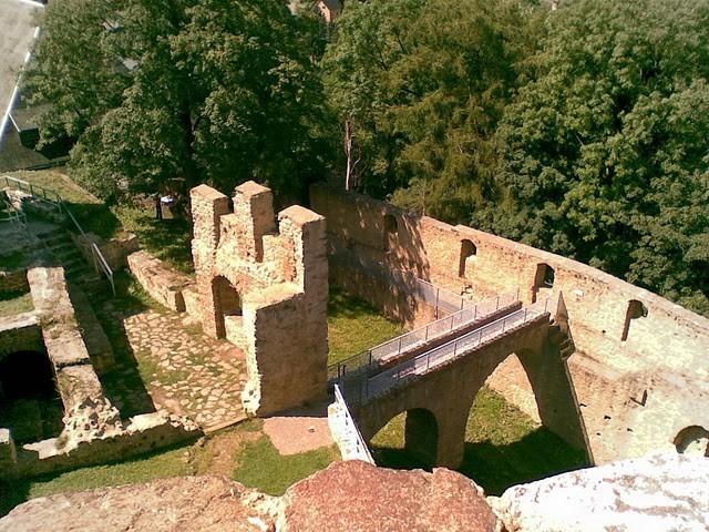 Руины Фрауенстайн, саксония - Burg Frauenstein 89992