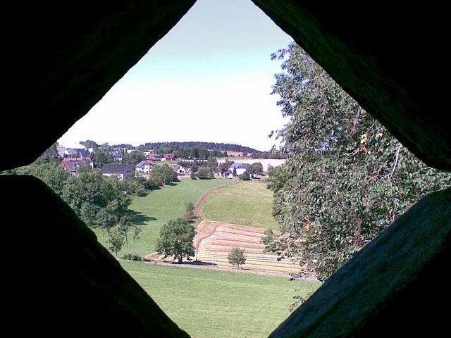Руины Фрауенстайн, саксония - Burg Frauenstein 96107