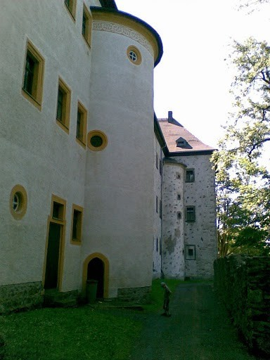 Руины Фрауенстайн, саксония - Burg Frauenstein 44895