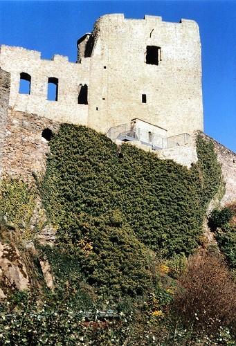 Руины Фрауенстайн, саксония - Burg Frauenstein 67221